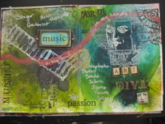 Passions: Music and Art