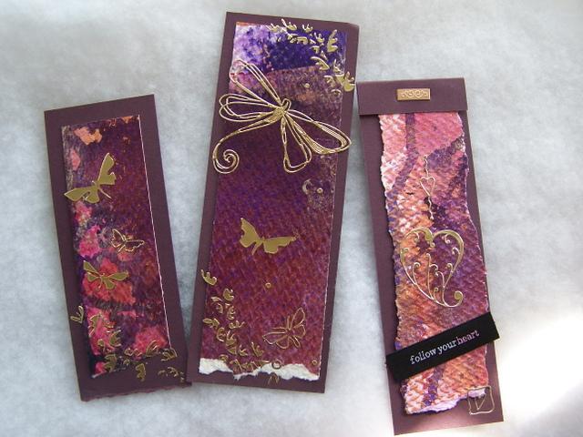 Bookmarks set #1