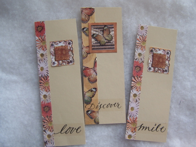 Bookmarks set #2