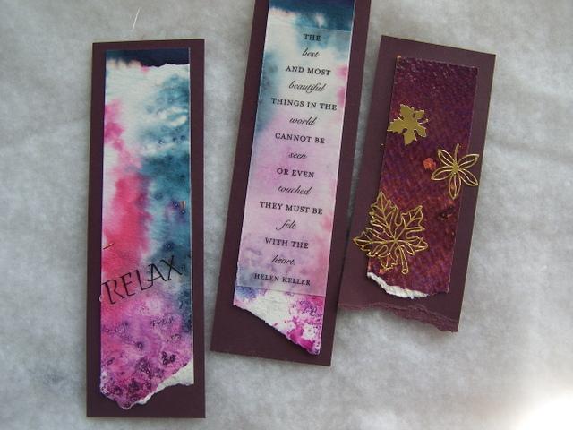 Bookmarks set #4