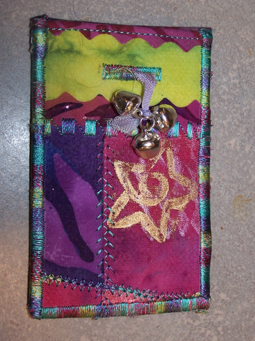 Front of Magic Card Case #2