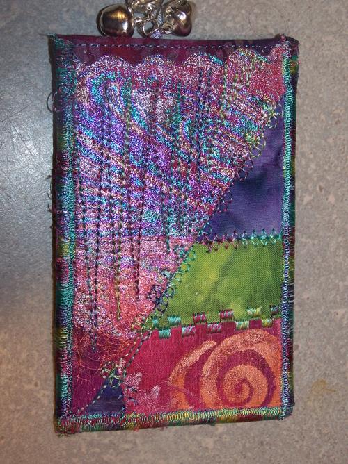 Back of Magic Card Case #2