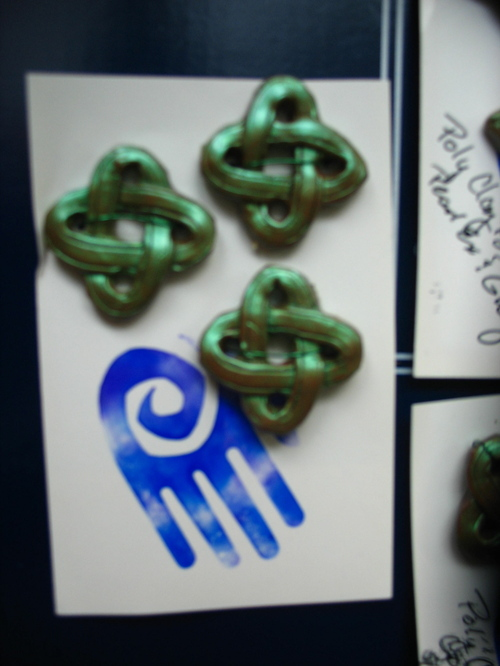 Poly Clay Buttons Detail (2)